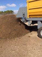 Toprak- Gübre Kırma Makinası
