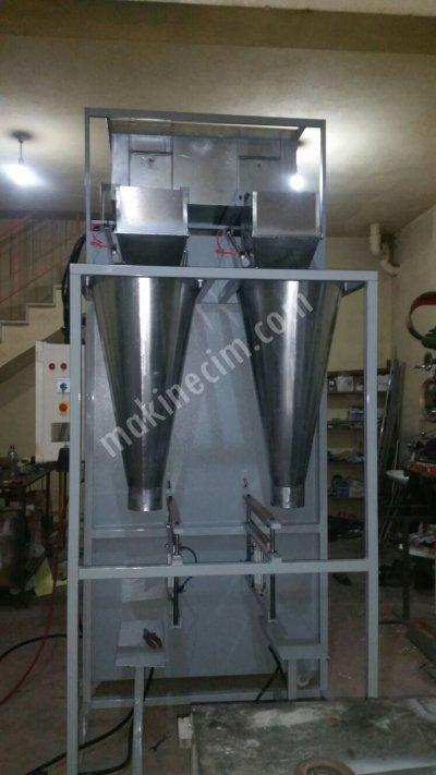 Torf Paketleme Makinası