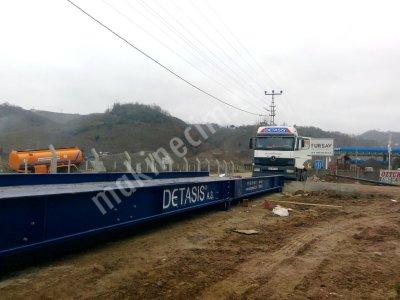 Satılık Sıfır Karadenizin Tek Kantar İmalatçı Firması Detasis A. Ş. Fiyatları İstanbul kantar,tır kantarı,elektronik kantar,ikinci el kantar,60 tonluk kantar,80 tonluk kantar,dijital kantar,araç kantarı,taşıt kantarı