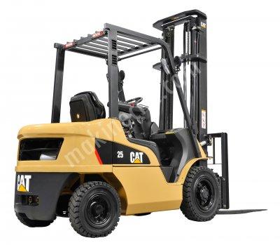 Forklift İstifleyici