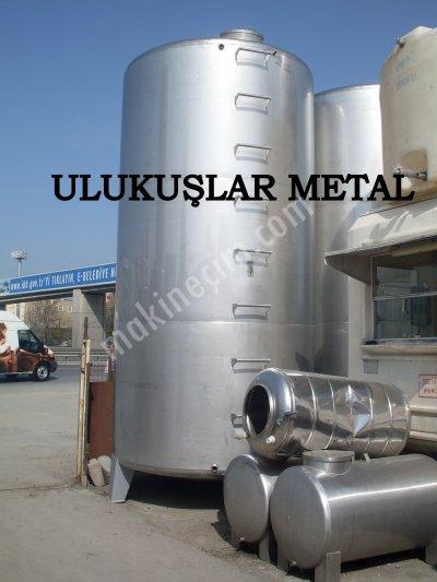 Satılık Sıfır Paslanmaz  Alkol- Şarap- Meyve Suyu Tankı Ürün Depolama Tankları Dev Tank İmalatı Fiyatları İstanbul paslanmaz su deposu,paslanmaz reaktör,paslanmaz şarap tankı,paslanmaz zeytinyagı tankı,paslanmaz depo,paslanmaz meyve suyu tankı,paslanmaz kazan,süt tankı,paslanmaz tank