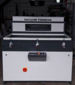 Thermoform, Vacuum Forming Press