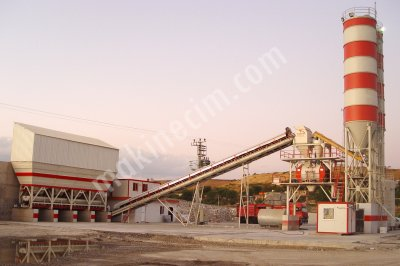 Satılık Sıfır 60 M3/h Beton Santrali - Hemen Teslim - Sıfır - ( Mesaş Mühendislik ) Fiyatları Ankara beton santrali,sabit beton santrali,karıştırıcı mikser,hazır beton santrali fiyatı