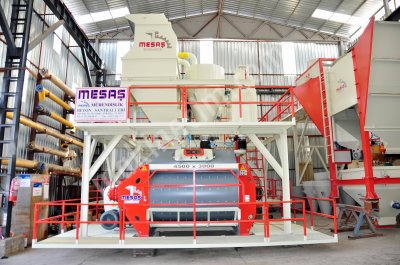 3 M3 Twin Shaft Mixer -- New - ( Mesas  Engineering )