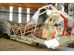 80 M3/h Mobile Concrete Plant - New - Ready - ( Mesas Engineering )