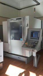 2003 Model Deckel Maho Dmc63v Kdv Dahil 32.000 Usd