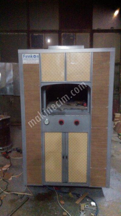 Stone Oven Bakery 125X150 Tragbare Gas Ce Zertifizierte Fertigung Fkn103