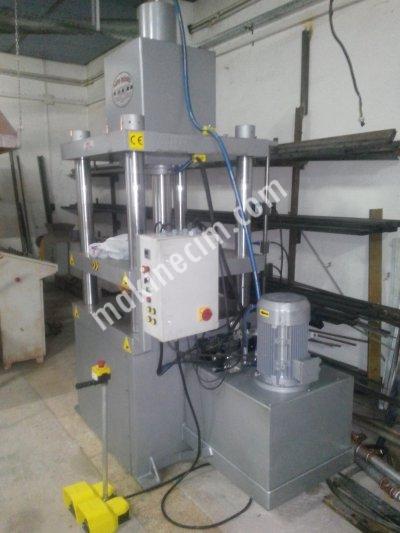 Satılık 2. El Plastik Kiremit Makinaları Ve Tesis Fiyatları  plastik kiremit,polimer kiremit,hidrolik pres