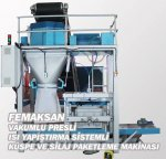 Vakumlu Silaj Paketleme Makinası