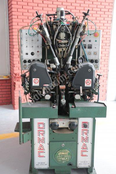 Satılık İkinci El Ormak Arka Monte Makinası Fiyatları Konya ormak arka monte makinası