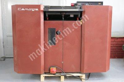 Camego Deri Yarma Makinası