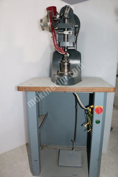 Satılık İkinci El Otomatik Kapsül Çakma 2.el Fiyatları Adana çakma makina