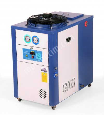 For Sale New Air Cooled Mini Chiller 5.8 Kw Cooling Capacity chiller,mini chiller,air cooled chiller,chiller for cooling mold,chiller for laser,cnc cooling,oil cooler