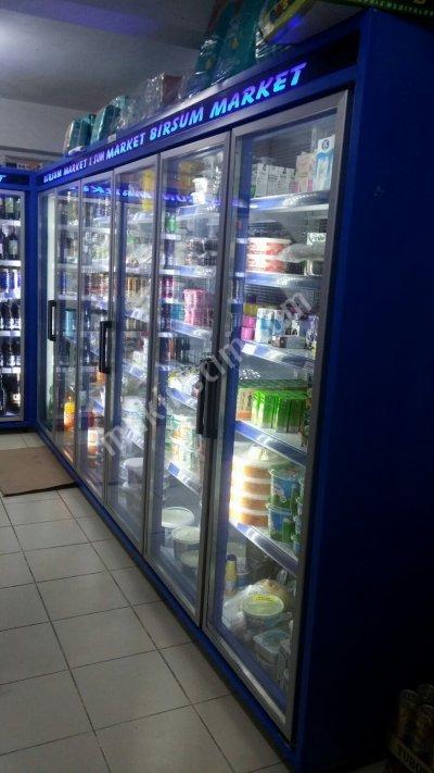 Satılık Sıfır SÜTLÜK REYON Fiyatları Manisa sütlük reyonları sütlük buzdolapalrı
