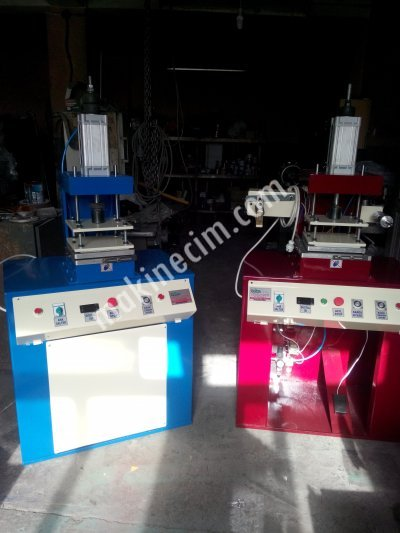 plate printing machine gilding foil