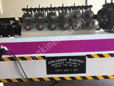 Pvc Destek Sacı Makinası - 35.000 Tl'den Başlayan Fiyatlarla