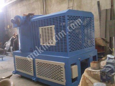 Komple Pp-Pe 500 Kg Yıkamalı Granur Geri Dönüşüm Fabrikası 0
