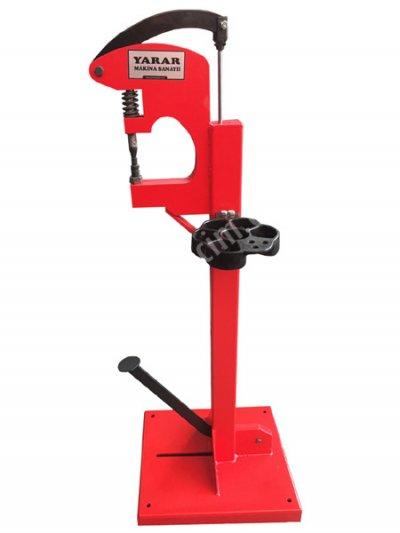 Balata Perçin Çakma Makinası