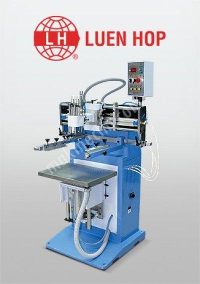 Yarı Otomatik Serigrafi Baskı Makinesi