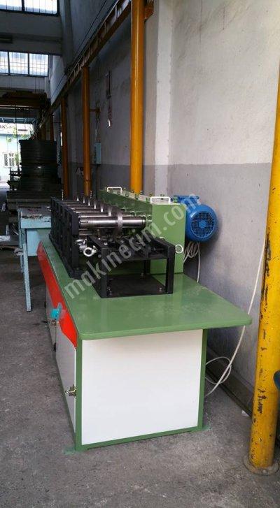 Satılık Sıfır Rollform Pvc Destek Sacı Hattı Fiyatları Antalya rollform pvc destek sacı makinası