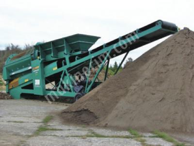 Toprak Eleme Makinası