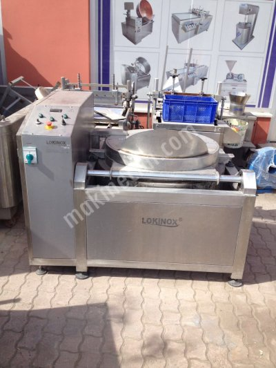 2.el Elektrikli Lokum Pişirme Kazanı