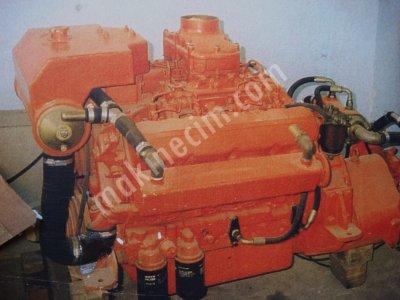 American Dizel.şanzımanlı.marin Motor.200 Hp.garantili.
