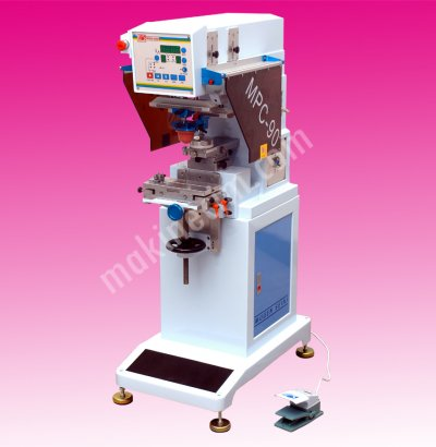 Satılık Sıfır Tek Renk Tampon Baskı Makinesi Fiyatları Bursa tampon baski,tampon baski makinesi,cerenserigrafi,ceren serigrafi