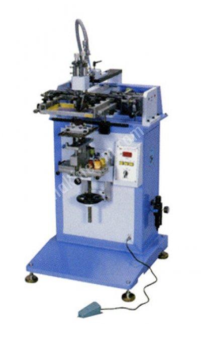 Satılık Sıfır Yarı Otomatik Yuvarlak Serigrafi Baskı Makinesi Fiyatları İstanbul serigrafi baski makinesi,baski makinesi,cerenserigrafi,ceren serigrafi