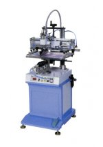 Semi Automatic Cylindrical Screen Printing Machine