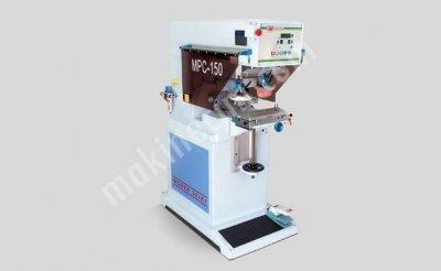 Satılık Sıfır Tek Renk Kapalı Hazne Tampon Baskı Makinesi Fiyatları İstanbul tampon baski,tampon baski makinesi,tek renk tampon baski makinesi