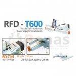 Tarih Kodlamalı Pedallı Poşet Yapıştırma Makinası Rfd-T600