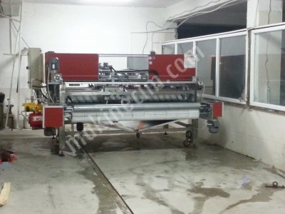 Paslanmaz Full Otomatik Halı Yıkama Makinası