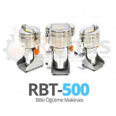 Rbt-500 Bitki Öğütme Makinası