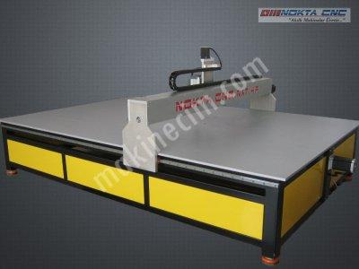 Nokta Cnc 3 Eksen Cnc Router 2100X2800Mm. - Nx714 Pro