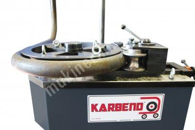 Alüminyum Boru Bükme Makinası 220 Volt Yatay Ve Dikey Anadolu Makinadan