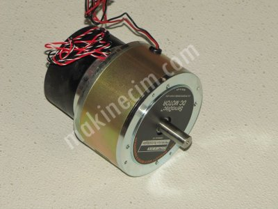 Servo Motor & Servo Sürücü Cnc Tezgah Kontrol Sistemi