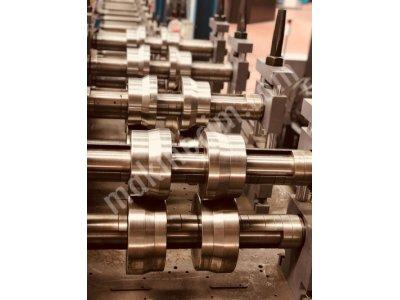 Satılık Roll Form Makinaları