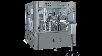 Ayran Üretim Dolum Makinaları 10 Ton Günde