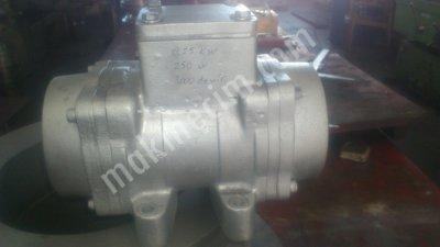 Satılık İkinci El Vibrasyon Motoru Fiyatları İstanbul vibrasyon motoru