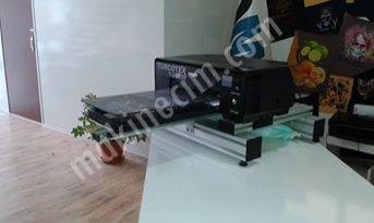 Turcotex A3 Dijital Tişört Baskı Makinesi