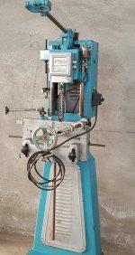 Zincirli Matkap Makinasi Sıfırdan  Farksız Eksiksiz Ve Az Kullanılmış