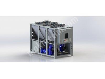 Satılık İkinci El 2.el 100.000 K.cal. Chiller Soğutma Makinesi Fiyatları İstanbul chiller soğutma makinesi