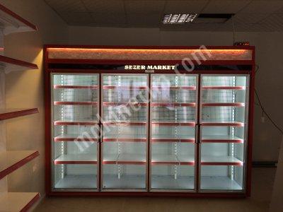 Satılık Sıfır Sütlük Reyonları Özcan Soğutma'dan Fiyatları Manisa sütlük dolabı 2.el sütlük dolabı ikinci el sütlük dolapaları