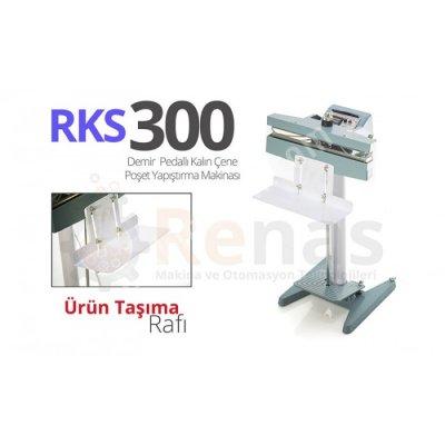Poşet Yapıştırma Makinası Rks-300