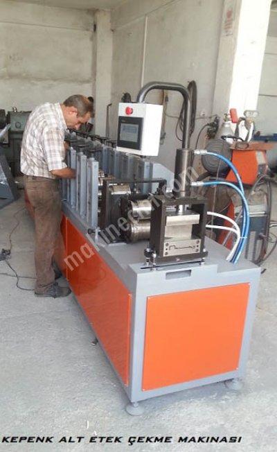Otomatik Kapı Kepenk Alt Baza Makinesi