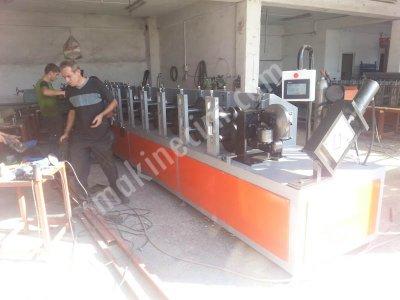 Otomatik Kepenk Yan Kanal 60 Lık