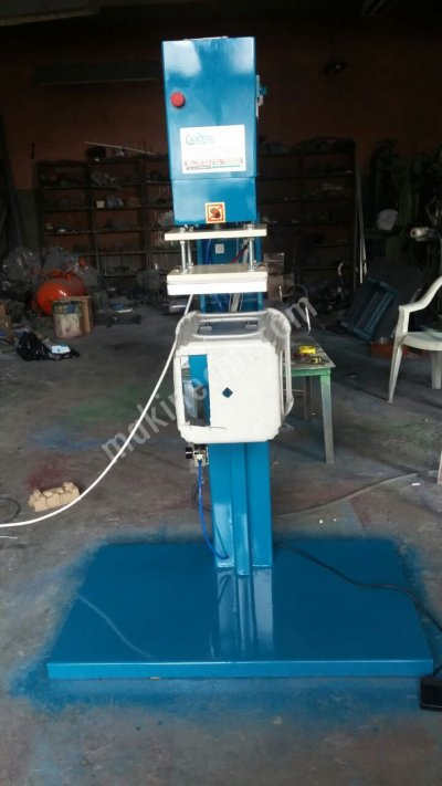 Plastik Masa  Sandalye  Kova  Ve Tabureye Sıcak Baskı Ve Markalama Makinası