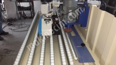 İki Kafa Yatay Otomatik Yürütücülü Rodaj Makinesi