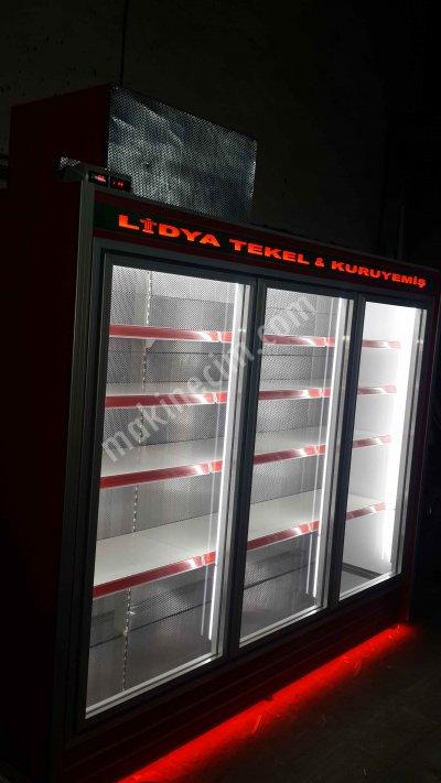 Satılık Sıfır Sütlük Dolabı Www.senoloncu.com Fiyatları Kayseri sütlük reyonu sütlük buzdolabı